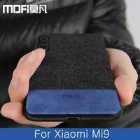 Xiaomi Mi9 Case Mi 9 SE Cover Global Back Cover Silicone Protective Fabric Cloth
