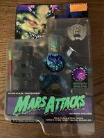 1996 MARS ATTACKS MARTIAN TROOPER ACTION FIGURE (Trendmasters) NEW