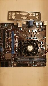 MSI A78M-E35 w/ A4-7300, 2GB RAM, Cooler and I/O Shield