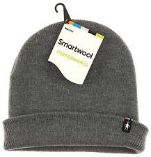 d1cf9b6da7cb8 SmartWool Mens Light Grey Heather Cozy Cabin Hat One Size 1323