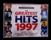 The Story of the Year 1997 Greatest Hits 42 tracks Double Audio Tape. 90s Music