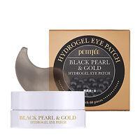 PETITFEE Black Pearl & Gold Hydrogel Eye Patch 1.4g*60pcs