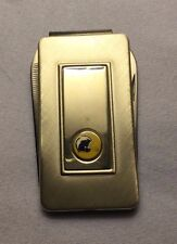 Quality  Sterling Silver Los Angeles Chargers Knife Money Clip File NFL Logo TM