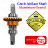GTECH AirRam Vacuum Cleaners Shaft Spindle with Aluminium Gear & Bearings