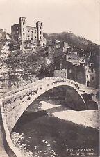 DOLCEACQUA (Imperia) - Castel Doria - Foto Cartolina