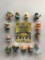 Despicable Me Mineez Series 1 Mini Figure Choose Your Own Figure NEW