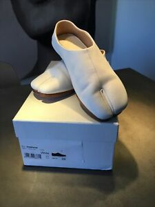 Maison Margiela Paris White shoes size38,$890