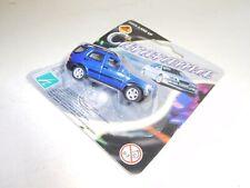 ++ B3795 HONGWELL Cararama 1:72 Mercedes M-Klasse ML 320 blau NEU OVP