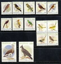 Philippines Bird set Sc. 3201-14 mnh vf complete 37.85