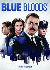 Blue Bloods - Season 5  [6x DVD] *NEU* Staffel Series 6 Tom Selleck ENGLISCH