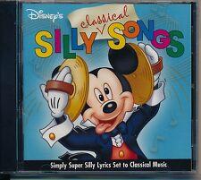 Walt Disney Silly Classical Songs - cd like new