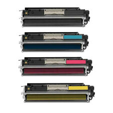 Set of 4 Toner For Canon CRG 729 I-Sensys LBP7010C LBP7018C