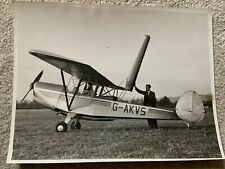 More details for chrislea type ch3 (series 4) skyjeep g-akvs - photo (22cm x 16cm approx)
