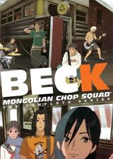 BECK: Mongolian Chop Squad - The Complete Series 3 Disc 1-26 English Dubbed