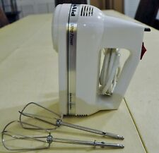 KitchenAid  White Ultra Power Mixer with Beaters  KHM3WH1