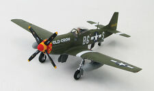 HOBBY MASTER 1/48 HA7729B P-51D Mustang FIGHTER ACE BUD ANDERCON OLD CROW P-51