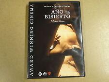 DVD / ANO BISIESTO ( MICHAEL ROWE )