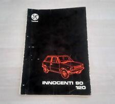 Leyland Innocenti Mini 90 120 Reparaturanleitung Manuale Officina 1976 ORIGINALE