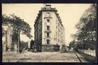 Carte Postale Ancienne RARE 92 - NANTERRE Le Boulevard de SEINE BANQUE POPULAIRE