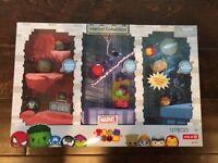 Disney Tsum Tsum Marvel Collection 12 Pieces Target  THOR Spiderman Guardians