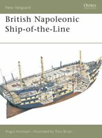 British Napoleonic Ship-of-the-line NUOVO Konstam Angus