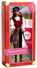 2012 Barbie Collector Pink Label Passport Dolls of the World DotW Chile Doll