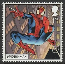 GB Marvel Superhero Spider-man single (1 stamp) MNH 2019