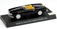 MASERATI 2000 GT SPYDER 1955 1:43 Car model die cast models cars diecast