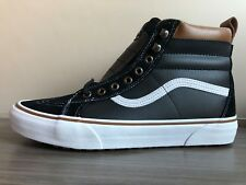Vans SK8-HI MTE SHOES Men's Size 9 $90  BLACK