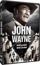 John Wayne Double Feature [New DVD] 2 Pack, Ac-3/Dolby Digital, Amaray Case, D
