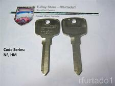 Key Blank for Vintage Mercedes Benz 1969 to 1981 Master  (MB17)