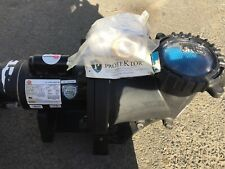Extreme 1.65 HP B63GZABM-1033 Dual Speed In Ground Pool Pump Everbilt 230v