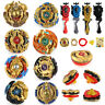Gold Beyblade Burst Spinning Top Golden Gyro Toy Launcher Children's Day Gifts~