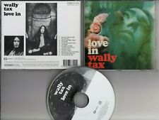 WALLY TAX Love In 1967-2013 cd PHONOGRAM HOLLAND [ OUTSIDERS] mint freepostage