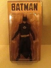 NECA 25th Anniversary 1989 Batman Michael Keaton Action Figure Free Shipping!