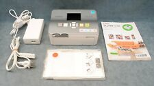 CANON SELPHY CP780 DYE TRANSFER 4X6 PERSONAL PRINTER - NO DRIED OUT INK!