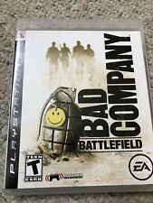 Battlefield: Bad Company ! Sony PlayStation 3 PS3 - COMPLETE - CIB -Tested