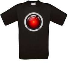HAL 9000 2001 a Space Odyssey Odyssee im Weltraum Kult T-Shirt alle Größen NEU
