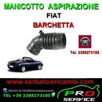 Tubo manicotto aspirazione filtro aria Fiat barchetta codice 7786437