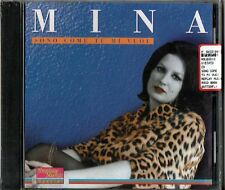 MINA SONO COME TU MI VUOI CD 1996 SEALED ITALY