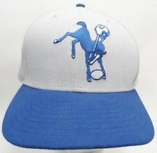 NFL Indianapolis Colts Hat New Era 59FIFTY Cap Gray Royal FITTED Hat