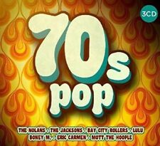 VARIOUS -70s POP BRAND NEW SEALED 3CD