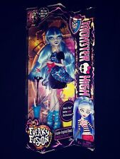 Monster High Doll Freaky Fusion GHOULIA YELPS™ 6+ 2013 MATTEL NISB rare VHTF