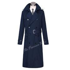 Cappotti e giacche da uomo lunghi blu Taglia 52