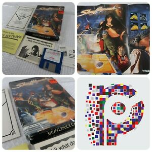 Shufflepuck Cafe A Broderbund Game for the Amiga tested & working