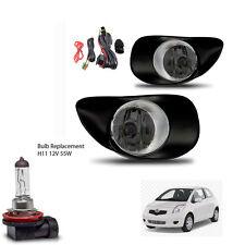 2006-2008 Toyota Yaris 2Dr 3Dr Smoke Fog Lights Wiring Kit Included & Light Bulb