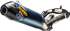 YZ450FX FMF Factory 4.1 RCT Full Exhaust System w Carbon Endcap Ti 2016-2018