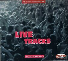 live Tracks Various Audio s audiophile Vol 12 24 Karat Zounds Gold CD