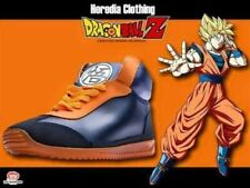 Authentic Heredia Dragon Ball Z Shoes Sneakers (Goku US Size 11-11 1/2 Y)