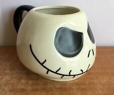 The Nightmare Before Christmas Mug JACK Coffee Cup Ceramic Face Disney Exclusive